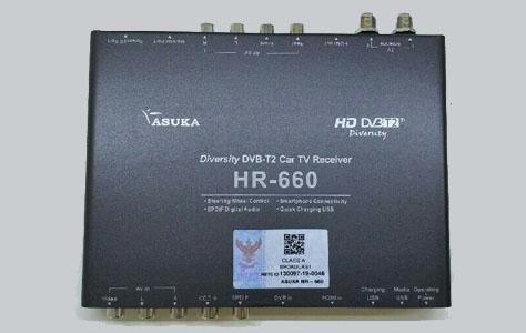 ASUKA HR-660
