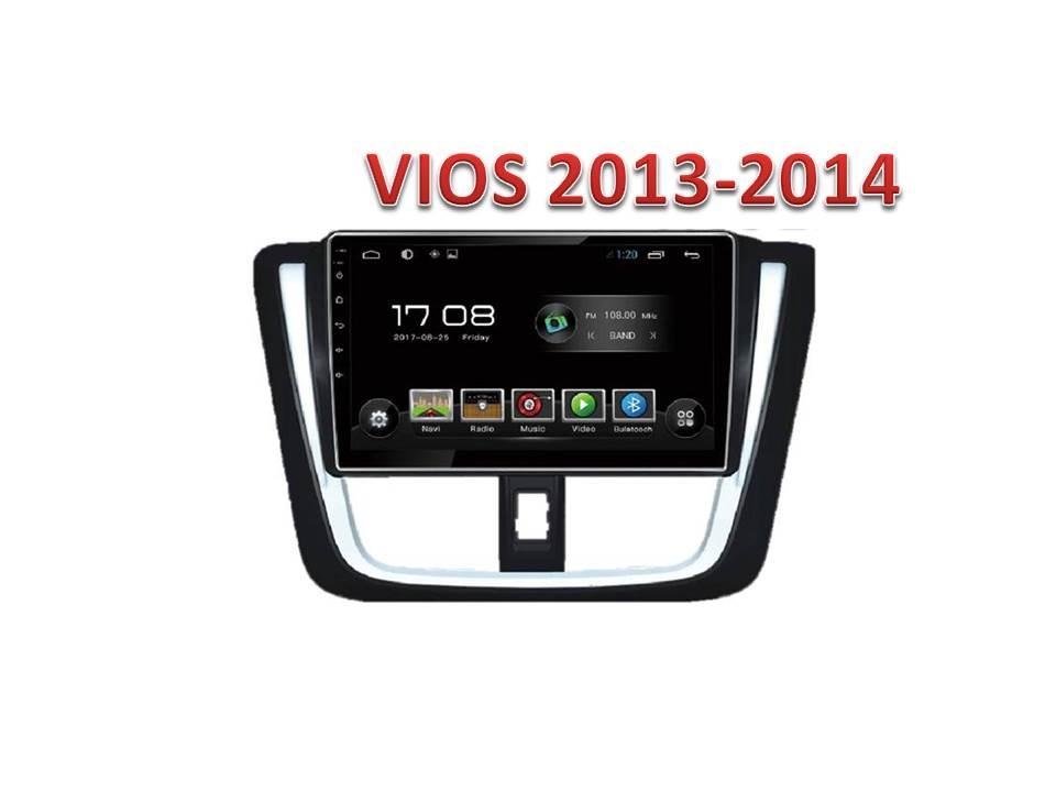 หน้ากากBuilt-In TOYOTA Vios 2013-2014